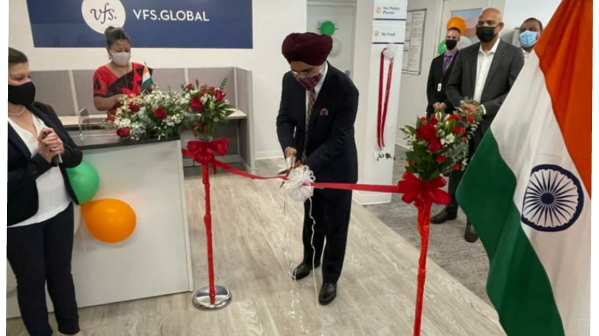 Indian Ambassador to the US Launches In-Person Consular Services in DC