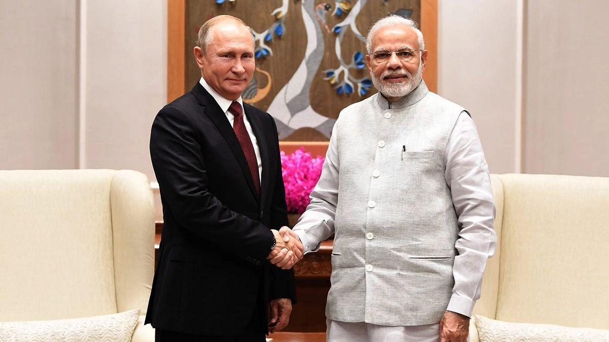 PM Modi Speaks to Russian President Vladimir Putin on Afghanistan Crisis