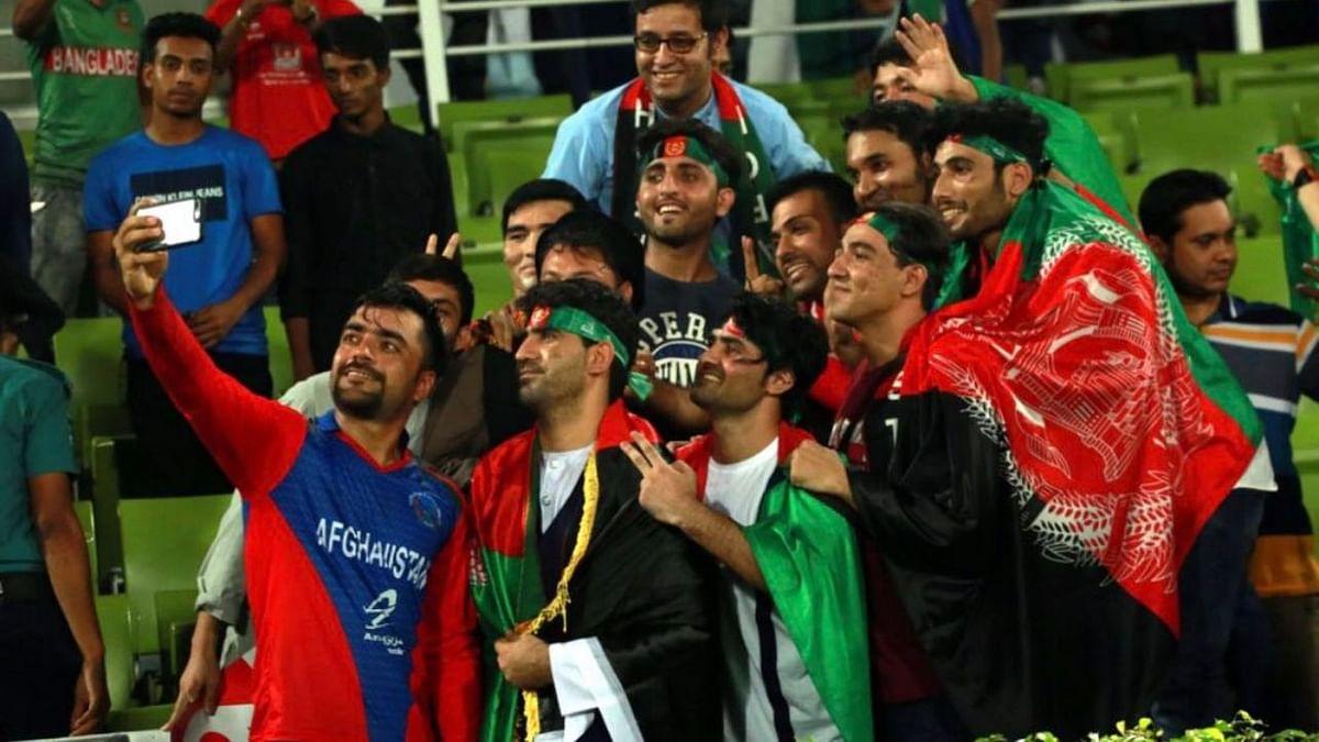 Afghan Cricketers Rashid Khan, Mohammad Nabi Ask World Leaders to Help Country