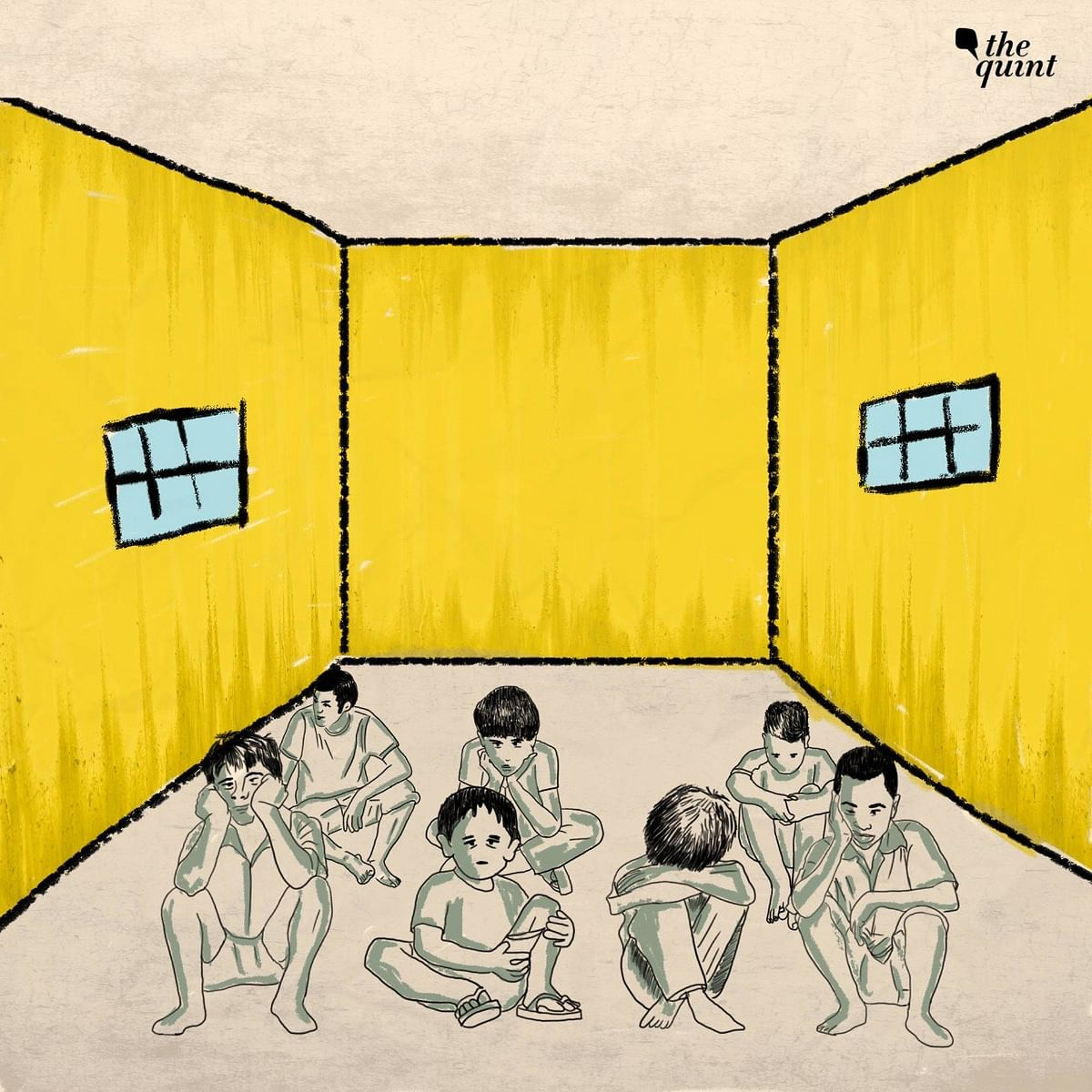 """<div class=""""paragraphs""""><p>""""Child delinquency is not intentional, it is forced by circumstances,"""" says Ashish Kumar, Advocate, Director: Legal interventions, HAQ Centre for Child Rights.</p></div>"""