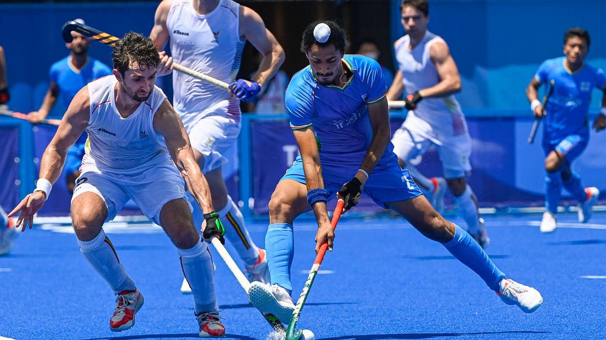 "<div class=""paragraphs""><p>Tokyo Olympics: India lose 5-2 in the semi-final against Belgium.&nbsp;</p></div>"