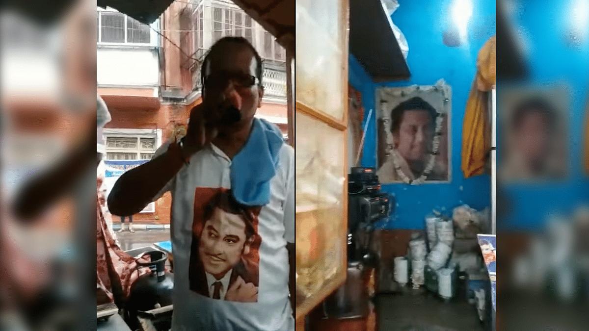 Watch: This Kolkata Tea Seller Sings Kishore Kumar Songs While Serving Tea