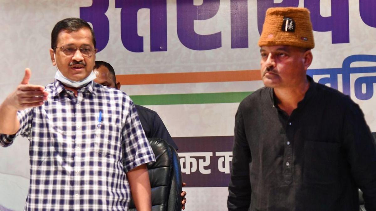 Retd Col Ajay Kothiyal AAP's CM Candidate for 2022 Uttarakhand Polls