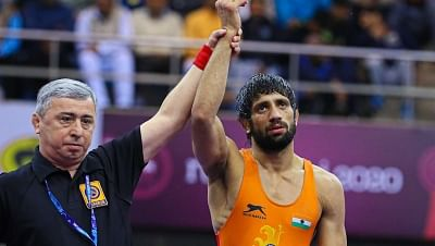 Won't Force Dahiya to Participate in Worlds, Says Wrestling Federation of India
