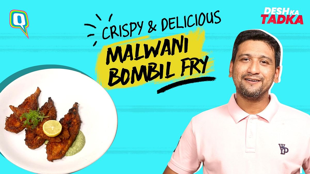 Maharashtra Ki Shaan: Malvani Bombil Fry Recipe