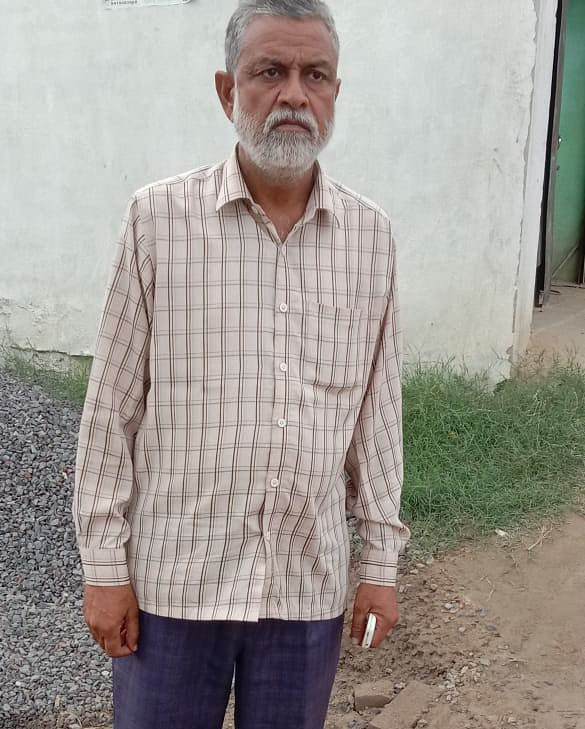 """<div class=""""paragraphs""""><p>This is Rehman's uncle, Sakhawat. According to him, the Mathura court did not grant Rehman relief because they are under government pressure.</p></div>"""