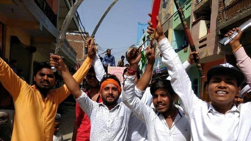 Communal Sloganeering at Jantar Mantar: Delhi Police Arrests Uttam Malik