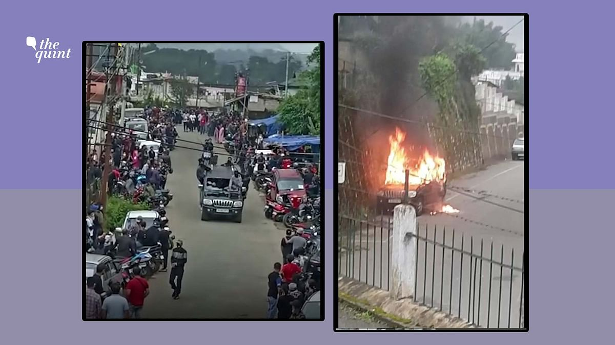 Shillong Violence: On Independence Day, Rule of Law Collapses