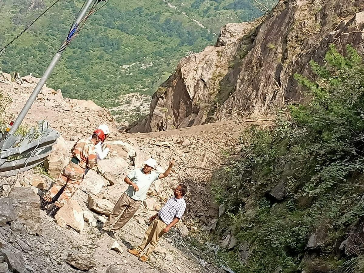 At Least 14 Dead, 13 Injured After Landslide in Himachal's Kinnaur