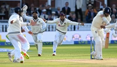 2nd Test: India beat England by 151 runs at Lord