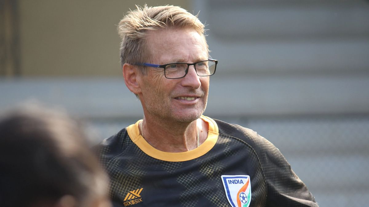 Dennerby Appointed Head Coach of Indian Women's Football Team
