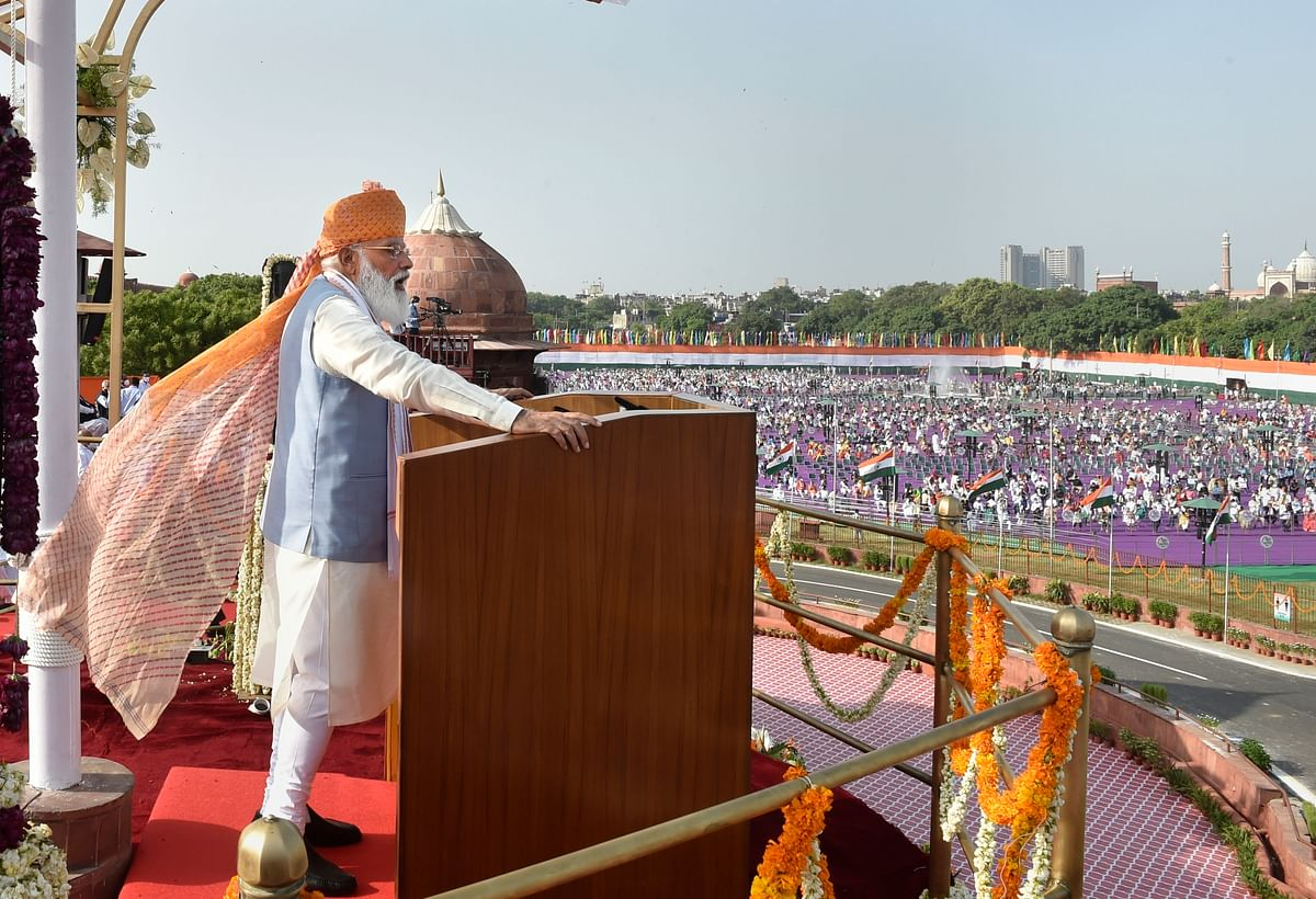 Perhaps, PM Modi Only Wanted to Check if We Pay Attention to His Speech