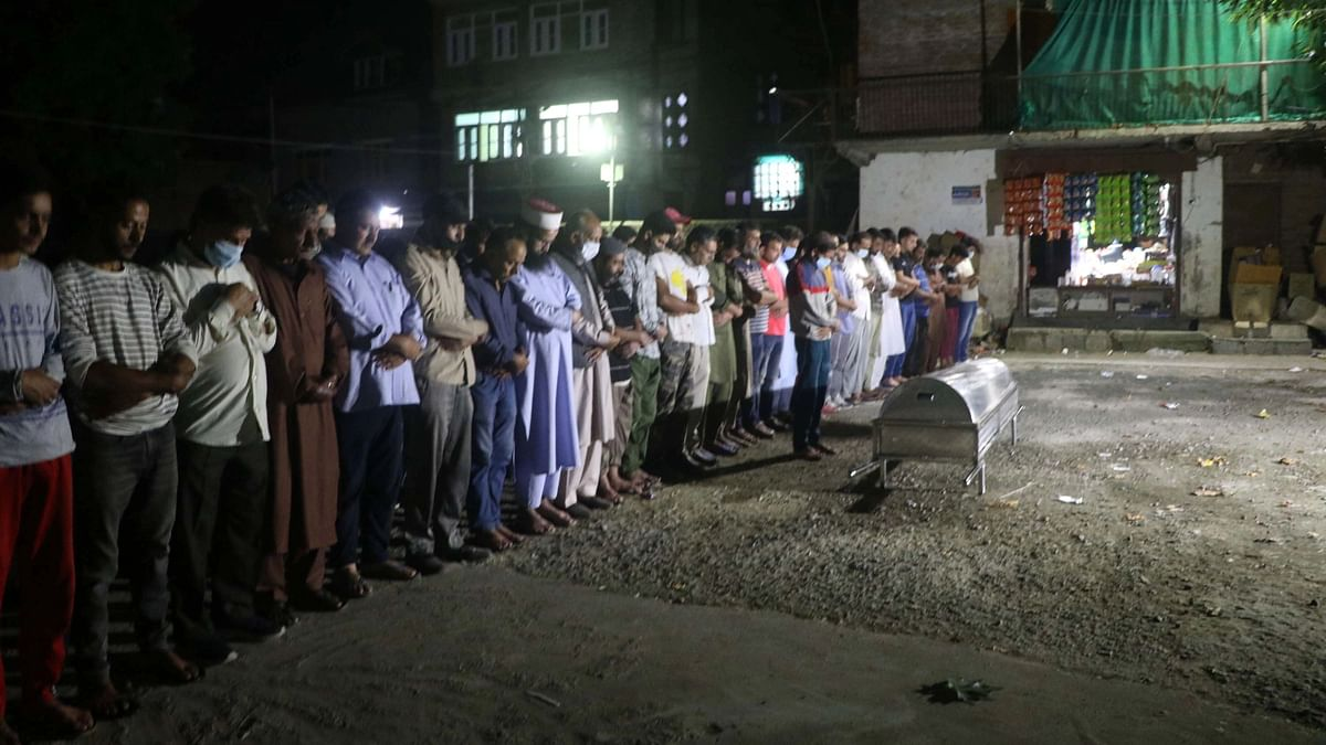 BJP Leader, Wife Shot Dead by Terrorists in J&K; LG Sinha, Mufti Condemn Attack