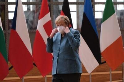 Merkel cancels Israel visit amid Afghan crisis