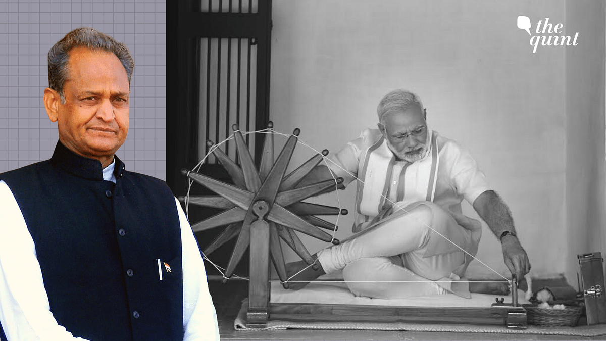 Ashok Gehlot Slams Modi Govt on Sabarmati Ashram Redevelopment Project