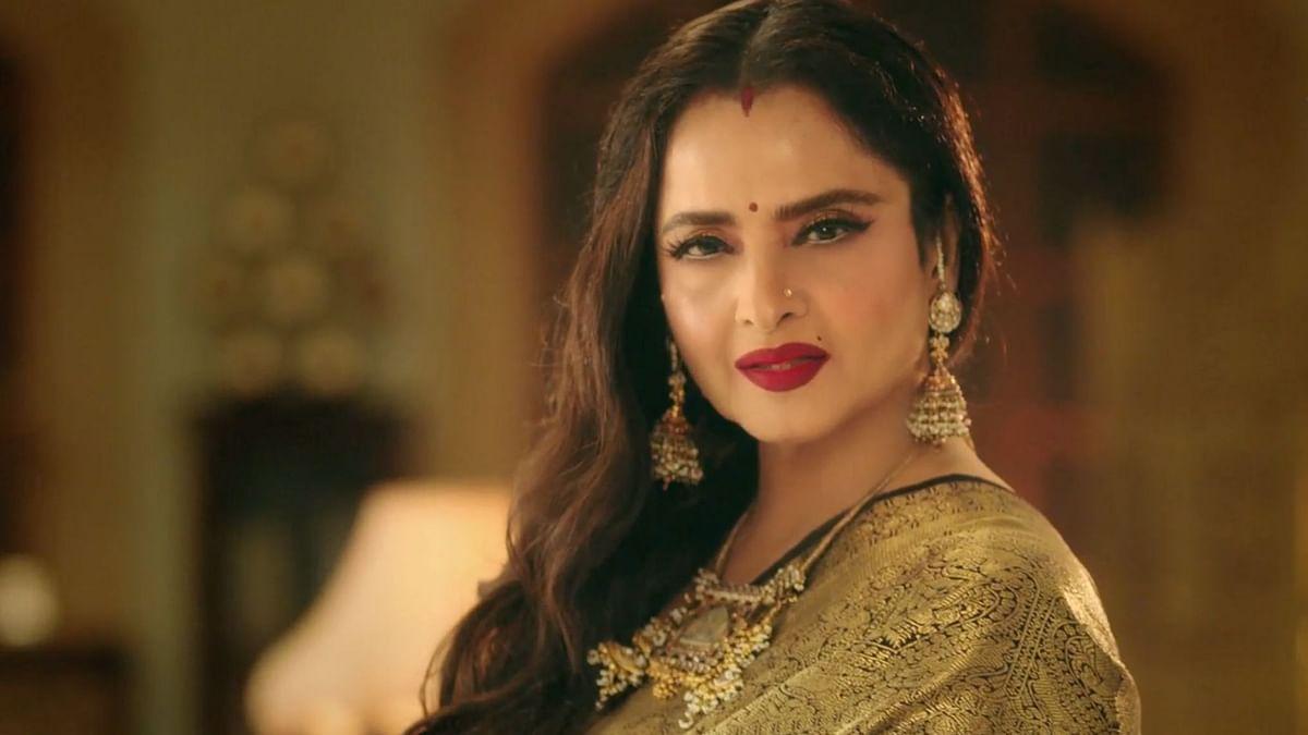 Watch: Rekha Appears in the Promo of 'Ghum Hai Kisikey Pyaar Meiin'