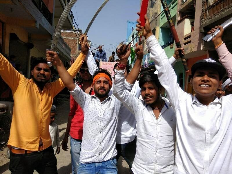 Jantar Mantar: Uttam Malik, Who Raised Anti-Muslim Slogans, Still on the Run