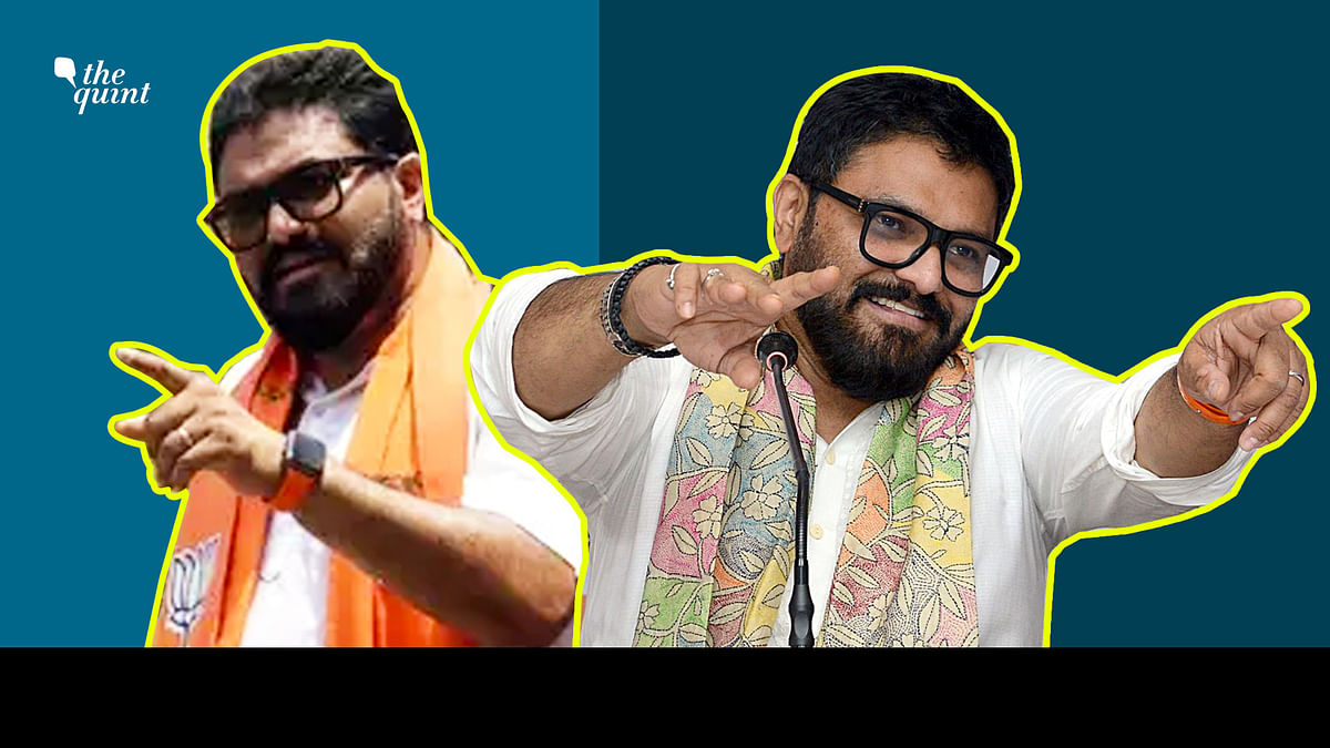 Babul Supriyo: The Man Who Has 'Quit Politics' But Not His Lok Sabha Seat