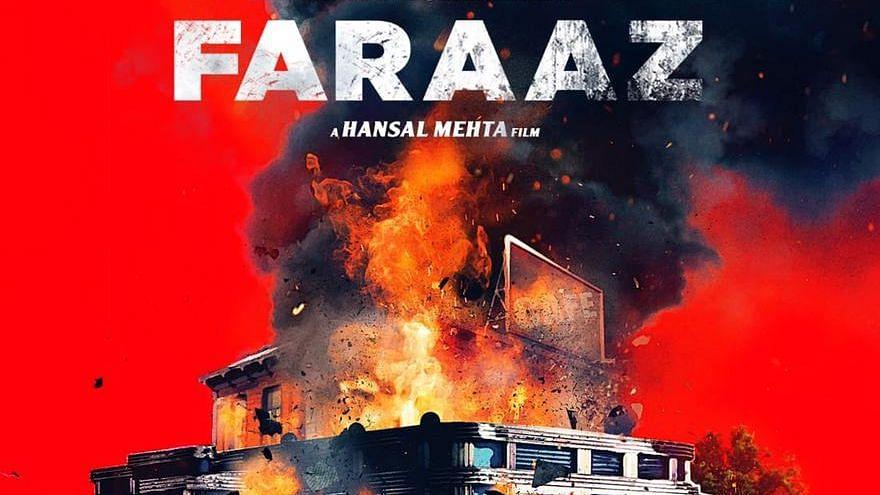 """<div class=""""paragraphs""""><p>Hansal Mehta's&nbsp;<em>Faraaz&nbsp;</em>stars Aditya Rawal and Zahan Kapoor.</p></div>"""
