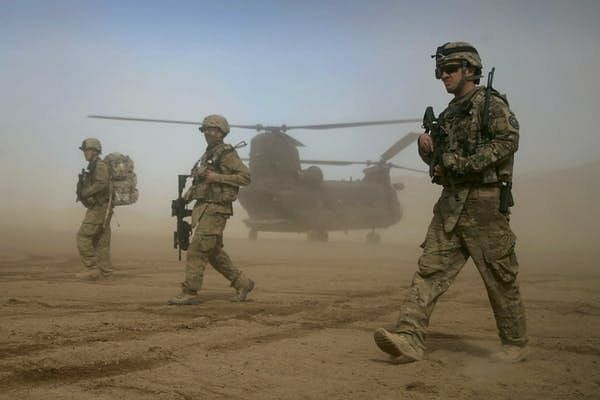 Afghanistan Has Fallen. What Does That Mean for the Middle East?