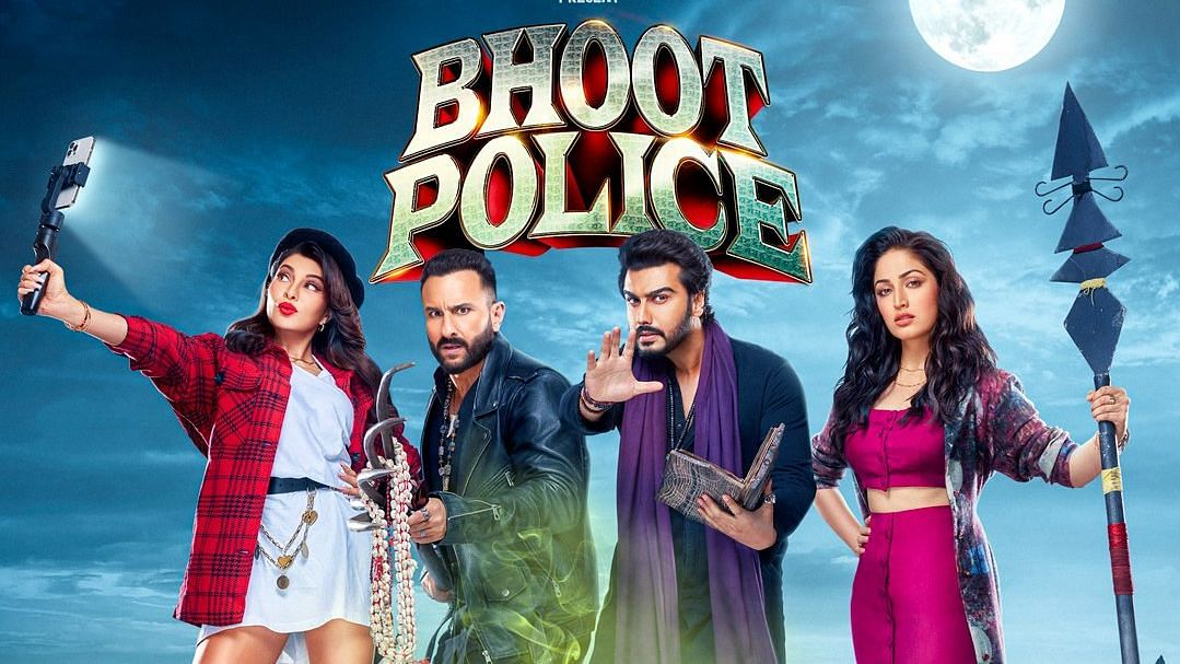 Bhoot Police Trailer: Arjun Kapoor & Saif Ali Khan Play the Believer and Sceptic