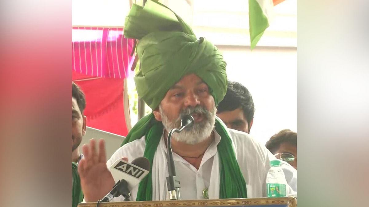 'Sarkari Taliban': Rakesh Tikait on IAS Officer's 'Break Their Skulls' Remark