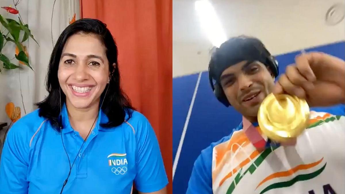 Watch: 'Really Proud Of You,' Anju Bobby George Congratulates Neeraj Chopra