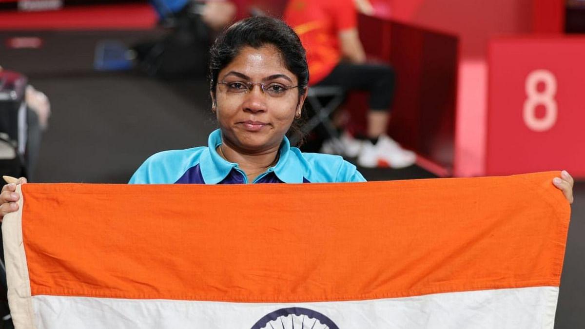 Tokyo Paralympics: India's Bhavina Patel Storms Into TT Semis, Assured a Medal