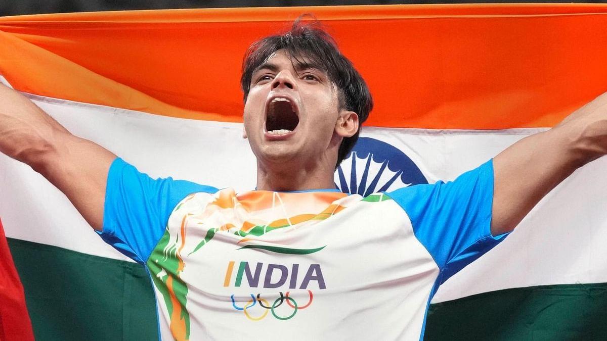 Proud of Subedar Neeraj Chopra for Creating History: Rajnath Singh