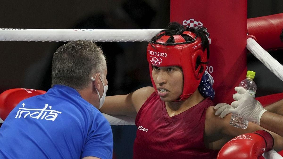 Twitter Elated As Lovlina Borgohain Wins Bronze at 2020 Tokyo Olympics