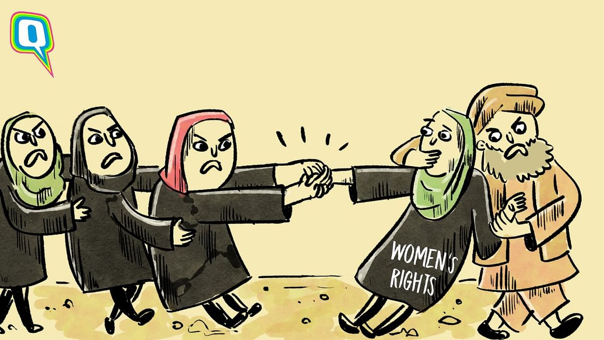 As Taliban Takes Over Afghanistan, Concern for Women's Rights is Kaafi Real