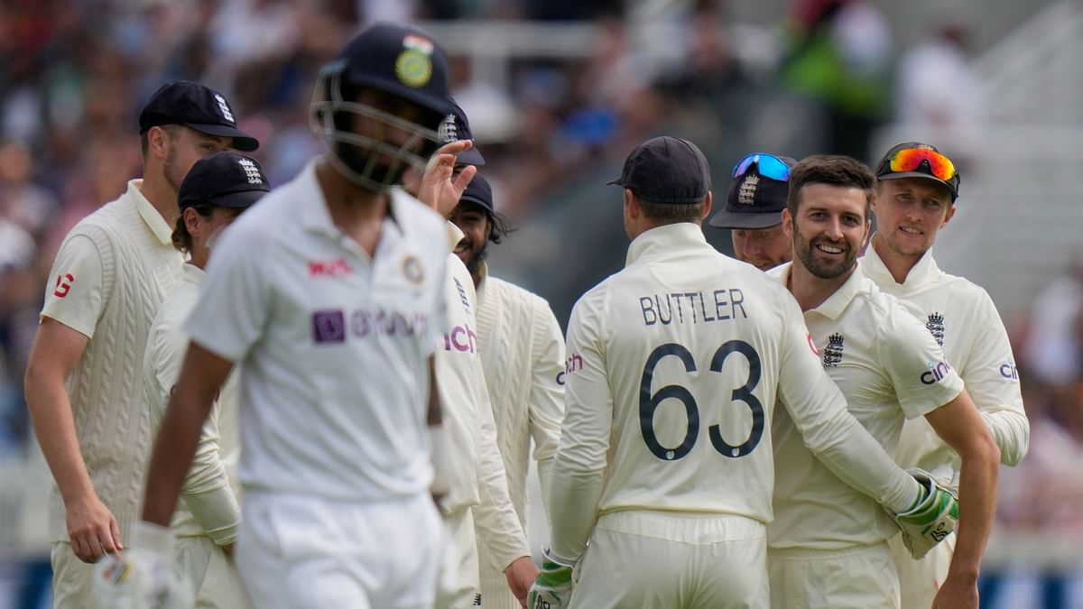 Second Test, Day 4: England Bowlers Send India's Top Order Back to Pavilion