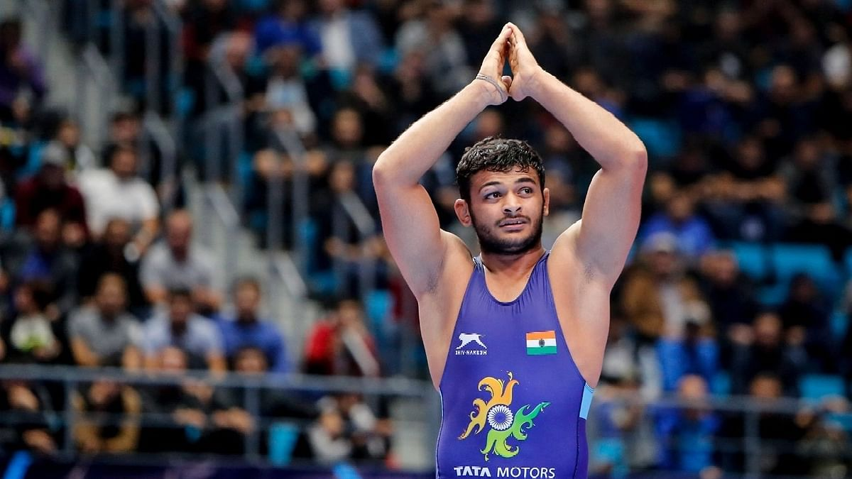 Punia And Ravi Kumar Into the Semi-Final; Malik Still in Contention for a Medal
