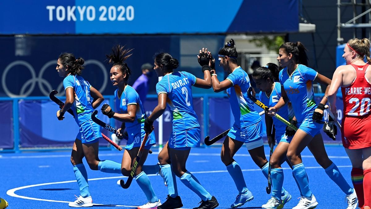 'Future is Bright': Great Britain on Indian Women's Hockey Team