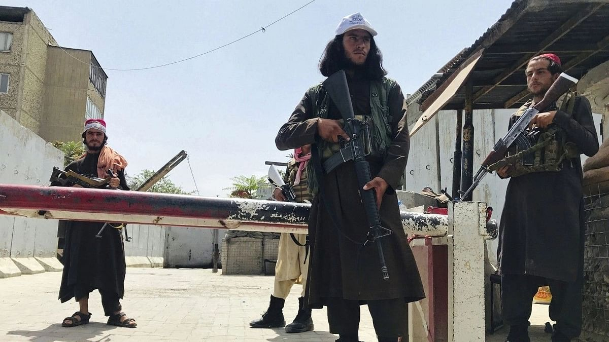Taliban May Have Access to Biometric Data of Civilians Who Helped US Military