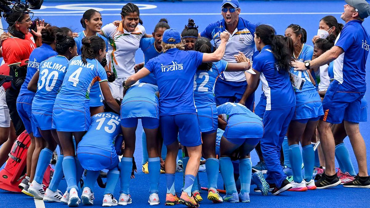 India Women Face Argentina on Dream Run at Olympics; Hockey S/F at 3:30pm IST