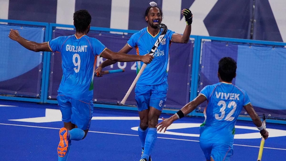 Greatest Moment for Indian Hockey: Wishes Flood Social Media After Men's QF Win