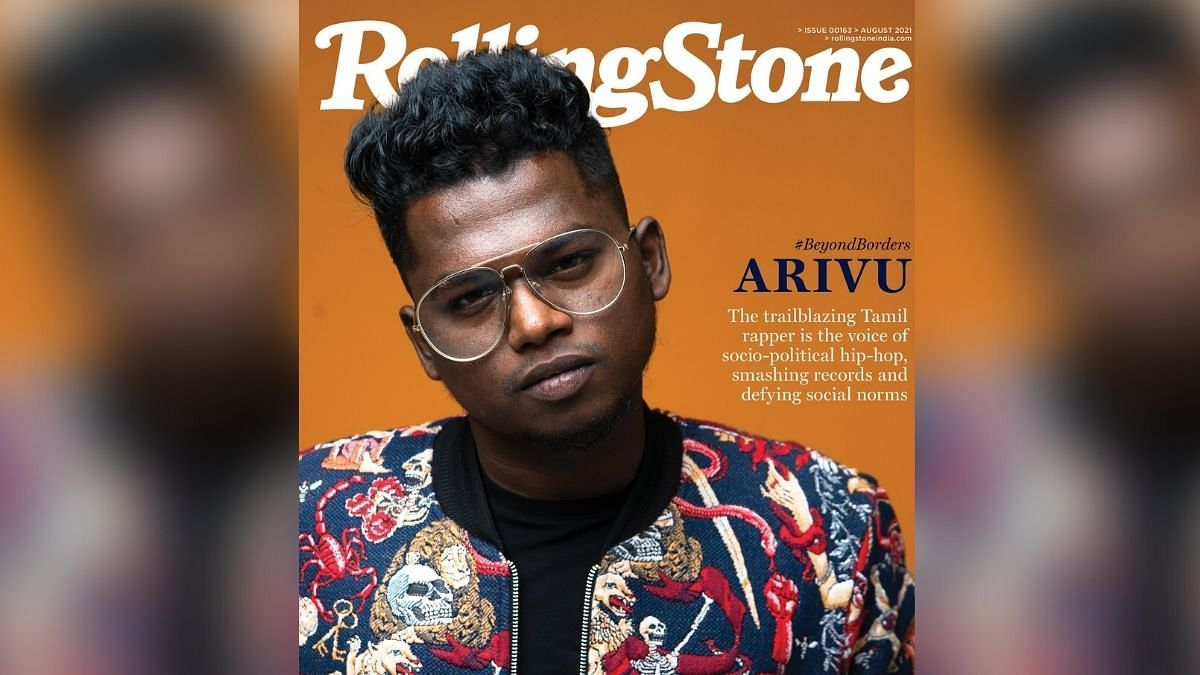 In an Attempt To Fix Cover, Rolling Stone India Releases Image Featuring Arivu