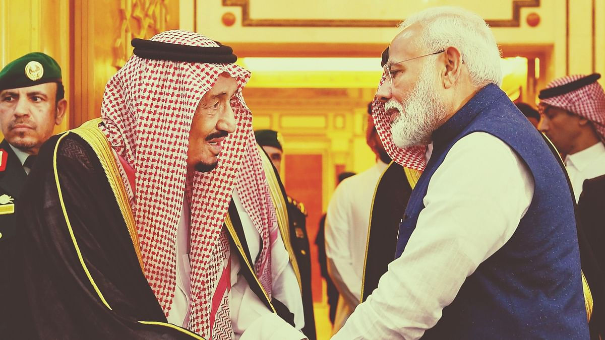 India Must Partner with Saudi Arabia to Deal with Afghanistan Crisis