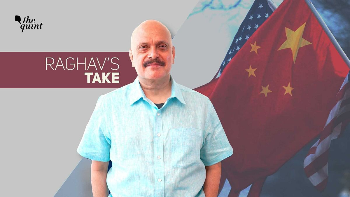 """<div class=""""paragraphs""""><p>The Quint's Editor-in-Chief Raghav Bahl shares his views on China's crackdown on consumer internet companies.</p></div>"""