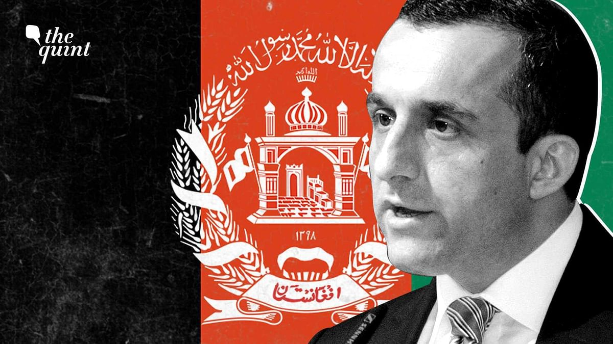 Who is Amrullah Saleh, the Self-Declared 'Caretaker President' of Afghanistan?