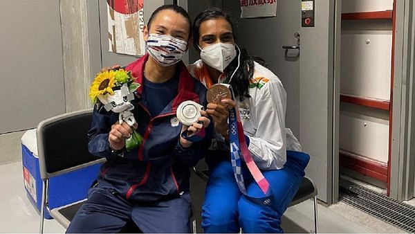 PV Sindhu's Incredible Gesture Made Me Cry, Says Tai Tzu-Ying