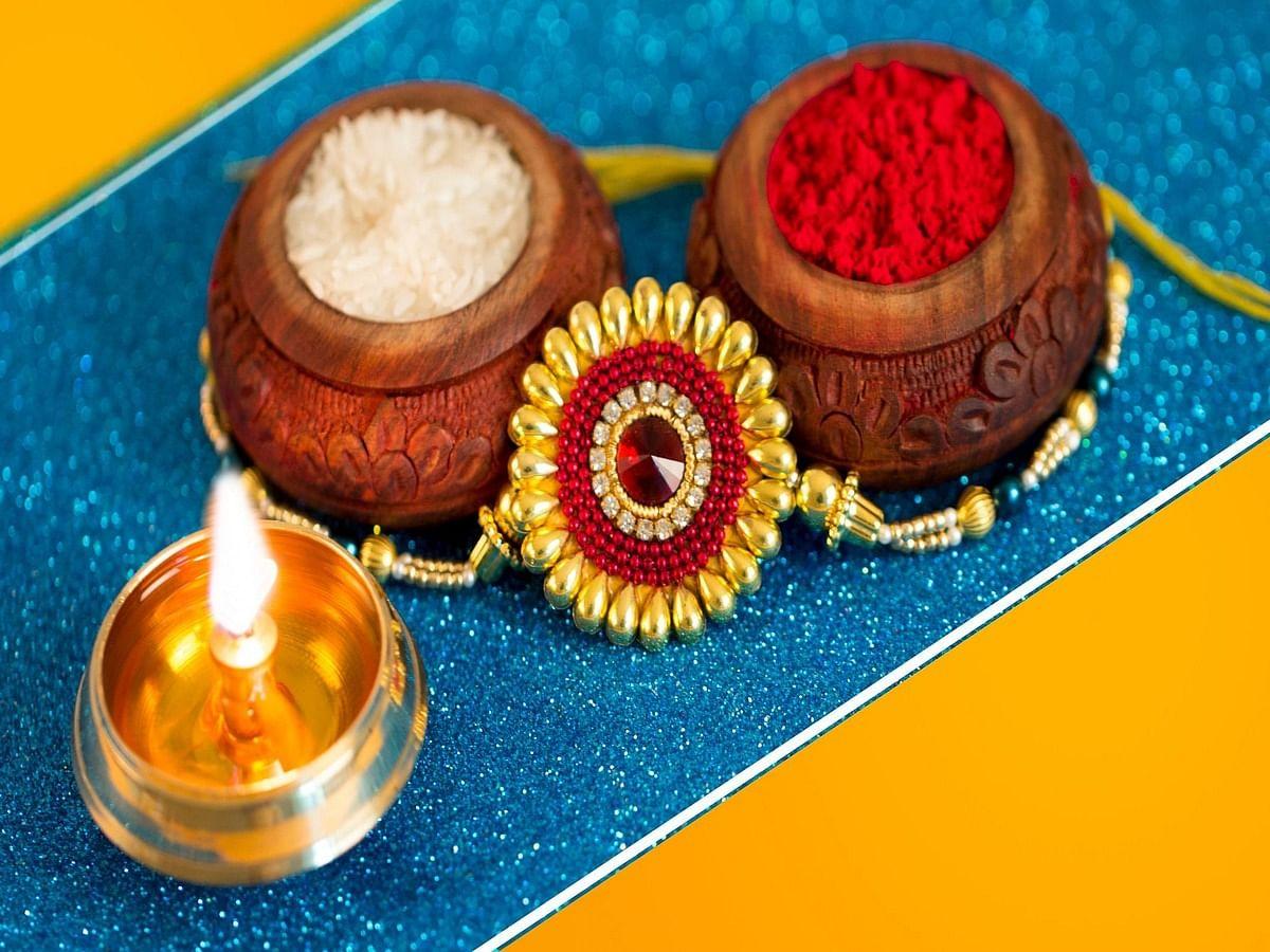 Raksha Bandhan 2021: Happy Rakhi Images with Quotes