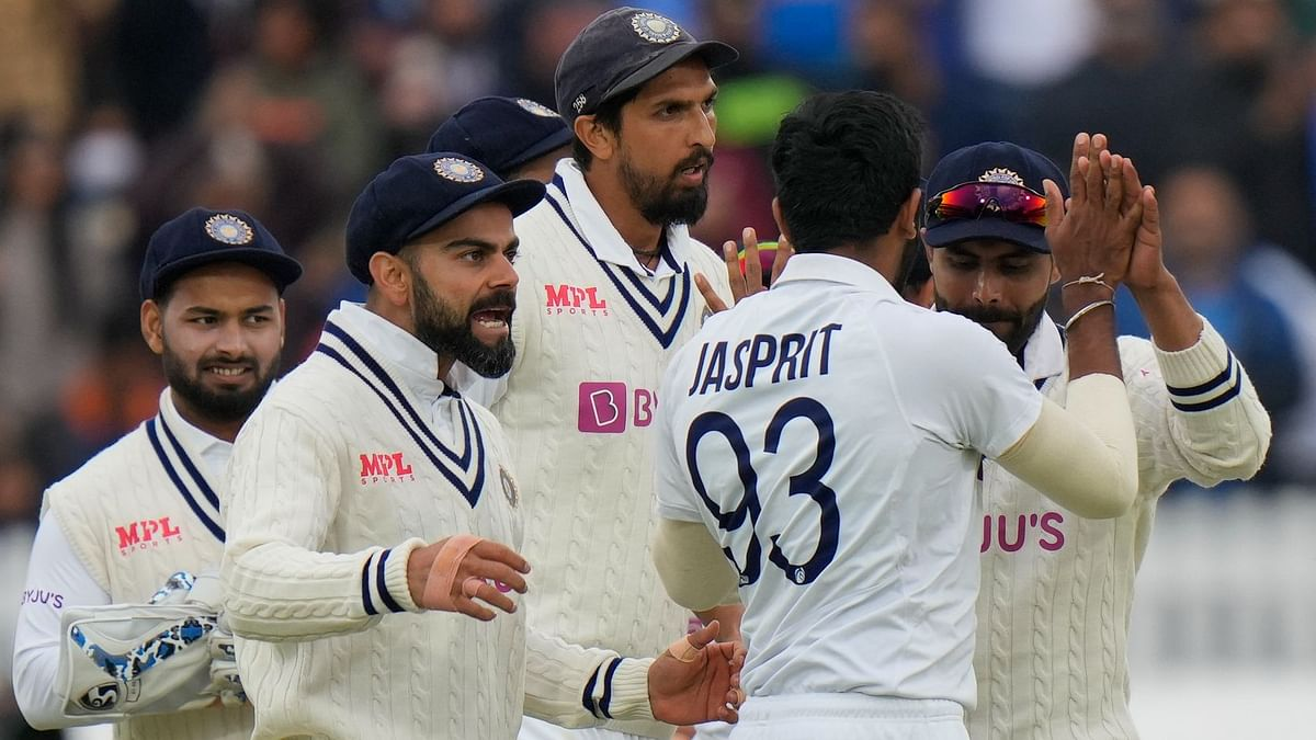 Second Test Day 5: Ruthless Bowlers Drive India to Comprehensive 151-Run Win