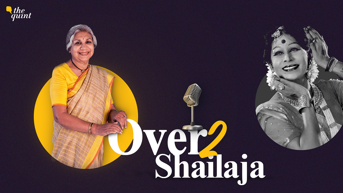 """<div class=""""paragraphs""""><p>Tune in to the second episode of Over2Shailaja with your host Shailaja Chandra!</p></div>"""
