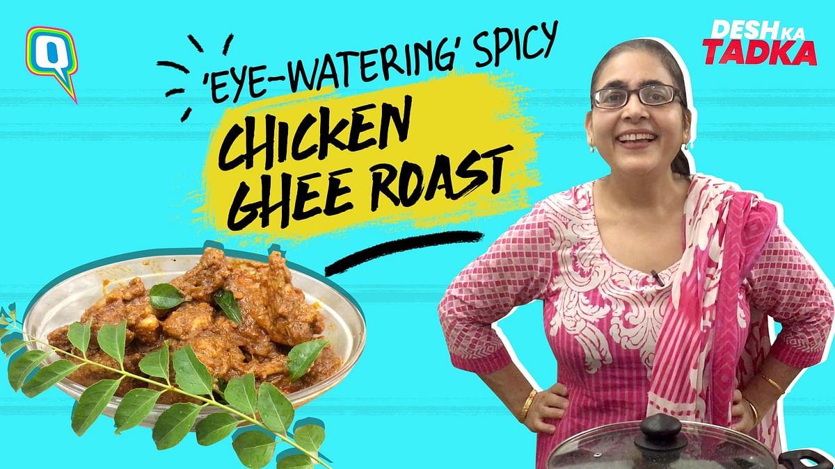 Chicken Ghee Roast: Spicy Karnataka Dish To Delight Your Senses