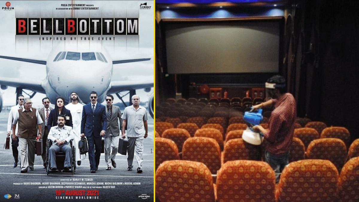 "<div class=""paragraphs""><p>Multiplex Association President Kamal Gianchandani talks about the impact of cinemas shutting down, as&nbsp;<em>Bell Bottom&nbsp;</em>gears for a theatrical release.</p></div>"