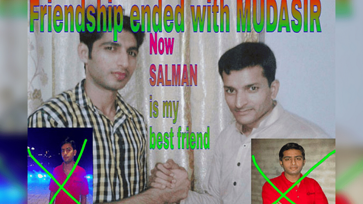 This Viral Friendship Break up Meme Just Got Sold for Rs 38 Lakh