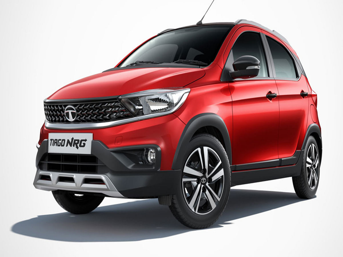 """<div class=""""paragraphs""""><p>Tata Tiago NRG to be available at a&nbsp;starting price of Rs 6,57,400 (ex-showroom Delhi)</p></div>"""