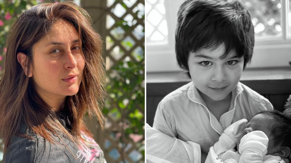 Unfathomable: Kareena Kapoor on Her Kids Taimur & Jeh Being Trolled